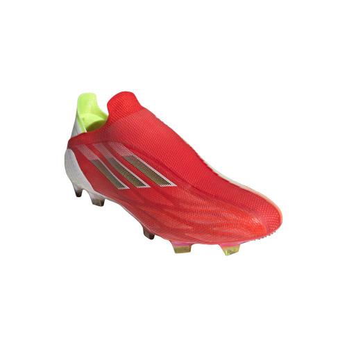 adidas X Speedflow+ Firm Ground - Red/Black/Red