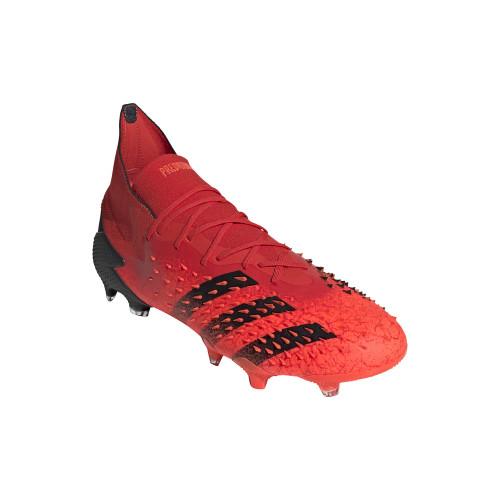 adidas Predator Freak .1 Firm Ground - Red/Black/Red