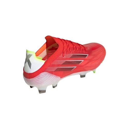 adidas X Speedflow .1 Firm Ground - Red/Black/Red
