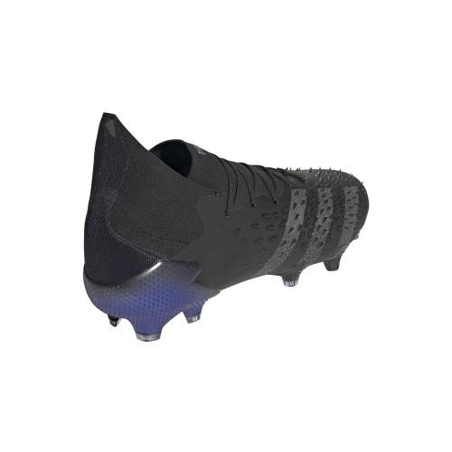 adidas Predator Freak .1 Firm Ground - Black/Grey/Sonink