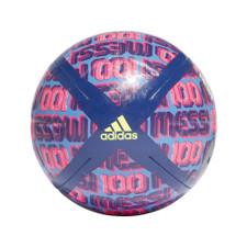 adidas Messi Club Ball - Blue/Blue/Pink/Yellow