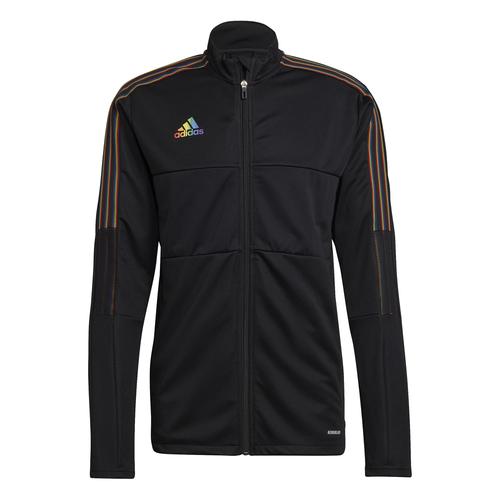 adidas Tiro Track Jacket Pride - Black