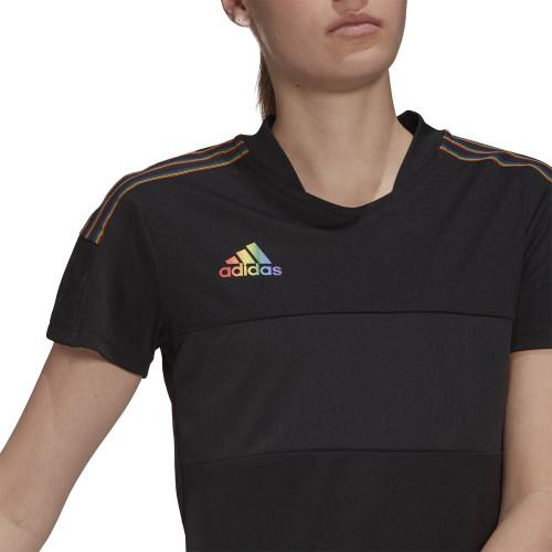 adidas Tiro Jersey Pride Women - Black