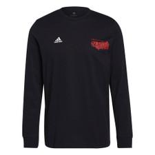 adidas Predator LS Shirt M - Black