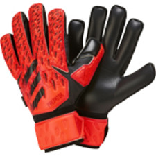 adidas Predator Goalkeeper Gloves MTC FS - Red/Red/Black