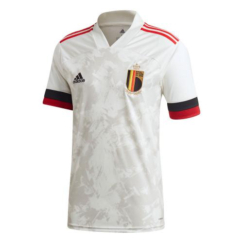 20/21 Belgium Away Jersey - White