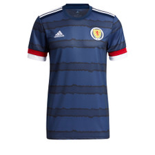2018 Scotland FA Home Jersey - team navy blue