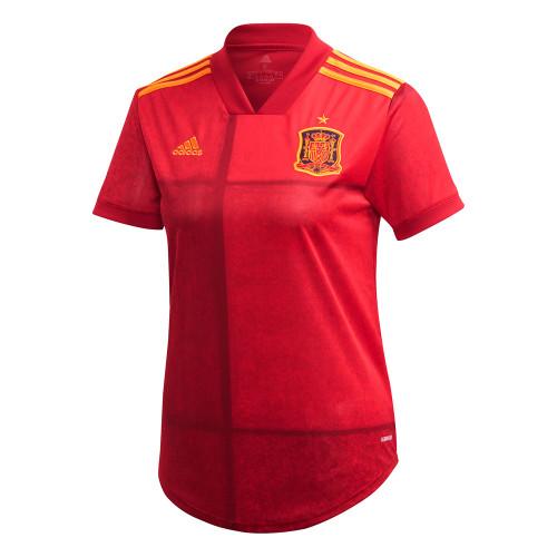 20/21 Spain Home Jersey Women's