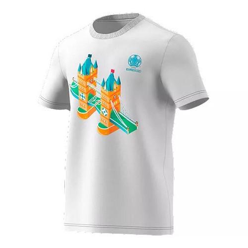 adidas Road To Wembley Tee - White