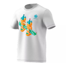 adidas Road To Wembley Tee - White