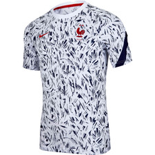 Nike France Short-Sleeve Football Top