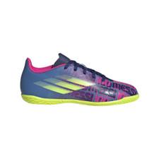 adidas X Speedflow Messi .4 IN Jr - Blue/Pink/Yellow