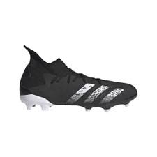 adidas Predator Freak .3 FG - Black/White/Black