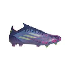 adidas X Speedflow Messi .1 Firm Ground - Blue/Pink/Yellow