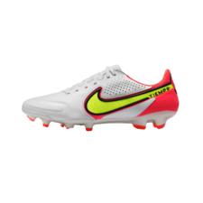 Nike Tiempo Legend 9 Pro Firm Ground white volt bright crimson