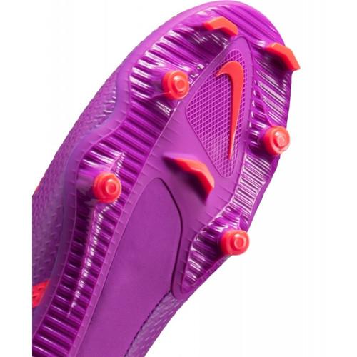 Nike Phantom GT2 Academy Dynamic Fit MG - COLLEGE NAVY/WHITE-VIVID PURPLE