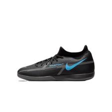 Nike Phantom GT2 Academy Dynamic Fit IC - BLACK/BLACK-IRON GREY