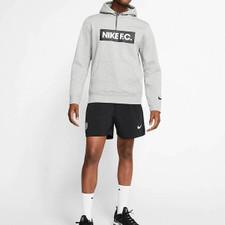 Nike F.C. - DARK GREY/HTR/WHITE/BLACK