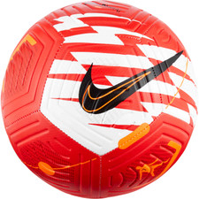 Nike CR7 Strike - BRIGHT CRIMSON/TOTAL ORANGE/BLACK