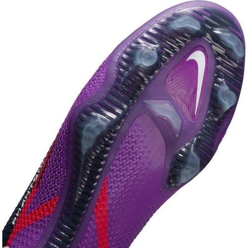 Nike Phantom GT2 Dynamic Fit Elite FG - COLLEGE NAVY/WHITE-VIVID PURPLE