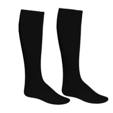 Admiral Tourney II Sock (No Logo) - Black