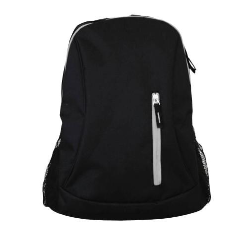 Admiral Bravo Backpack - Black/White