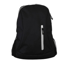 Admiral Bravo Backpack - Black/White