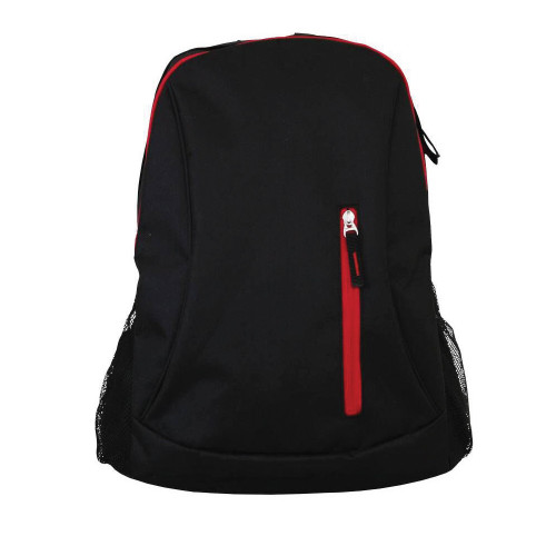 Admiral Bravo Backpack - Black/Red
