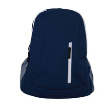 Admiral Bravo Backpack - Navy/White