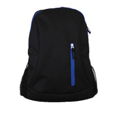 Admiral Bravo Backpack - Black/Royal