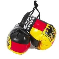 Germany - Deutschland Mini Boxing Gloves