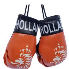Netherlands - Orange Mini Boxing Gloves