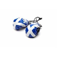 Scotland - Mini Boxing Gloves