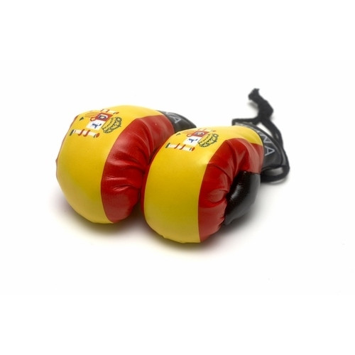 Spain - Mini Boxing Gloves