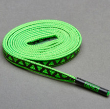 AMO Peformance Grip Lace - Fierce Green/Black