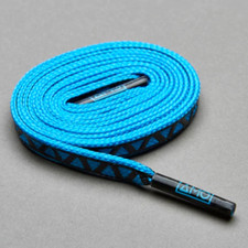 AMO Peformance Grip Lace - Tropical Blue/Black