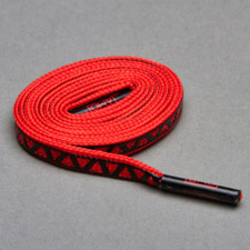 AMO Peformance Grip Lace - Scarlet/Black