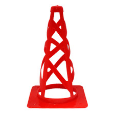 """Collapsible Cone-12"""" Set of 10"""