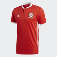 adidas WALES 17/18 HOME JERSEY