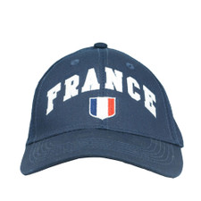 France 2018 World Cup Champs Hats - Navy
