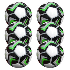 Admiral Eclipse Futsal Ball Bundle - Size 3 (6 Balls)