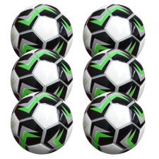 Admiral Eclipse Futsal Ball Bundle - Size 4 (6 Balls)