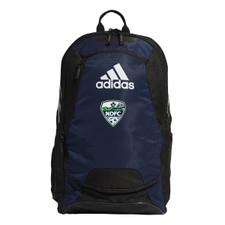 North Delta SC adidas Stadium II Backpack - Collegiate Navy