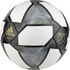 adidas MLS NFHS Competition Ball - White