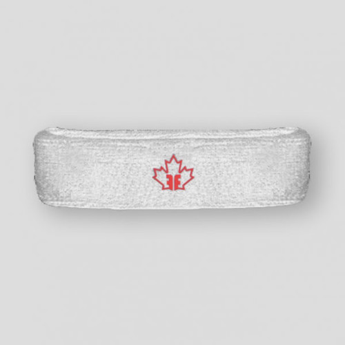 Forcefield Protective Sweatband™ 45 Spiritwear White - Youth/Adult