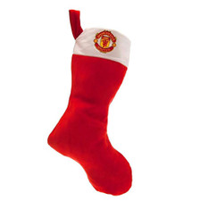 Manchester United - Team Crest Stocking