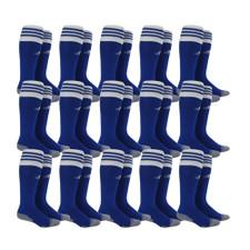 adidas Copa Zone Cushion II Sock - Cobalt/White - S - 18 Pairs