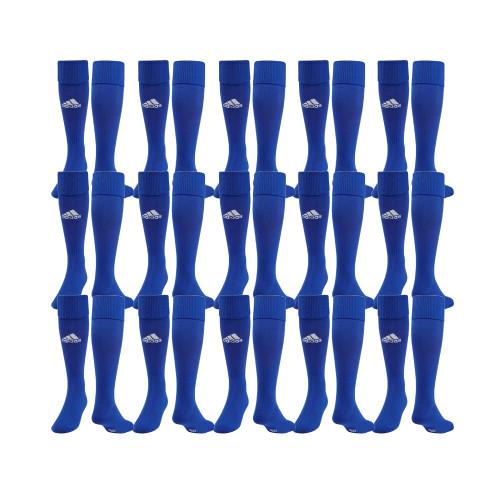adidas Field Sock II - Cobalt - L - 18 Pairs