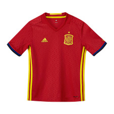 adidas Spain Home Jersey (Youth)
