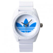 Adidas Originals Santiago Watch - White/Blue